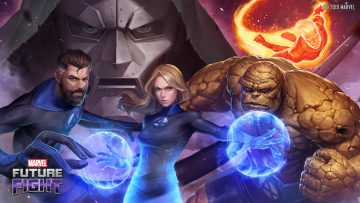 Gimbot - Fantastic Four Hadir Di Marvel Future Fight