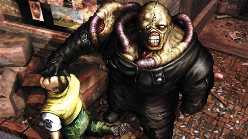 Monster Mengerikan di Resident Evil