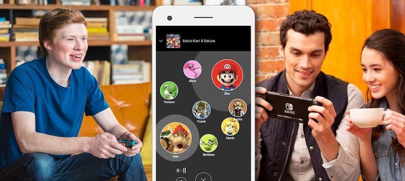 app nintendo switch online gimbot
