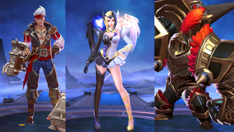 5 Hero Mobile Legends Paling Mantap Buat Rank Season 11!