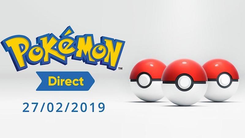 Pokemon Direct Tayang 27 Februari