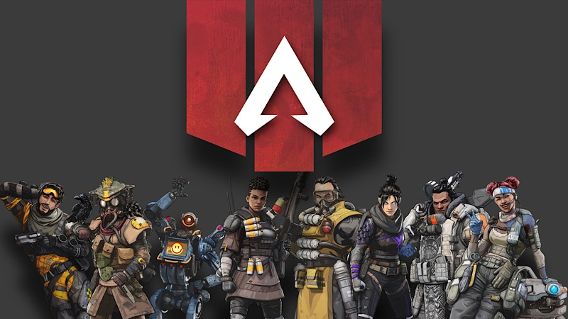Apex Legends: Kumpulan Hero dan Skill