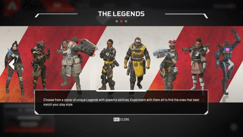 kekurangan apex legends