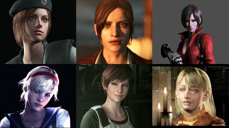 10 Karakter Cewek Resident Evil, yang Mana Waifu Kamu?