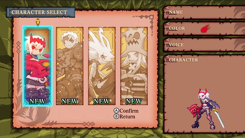 review-dragon-marked-for-death-pilihan-karakter