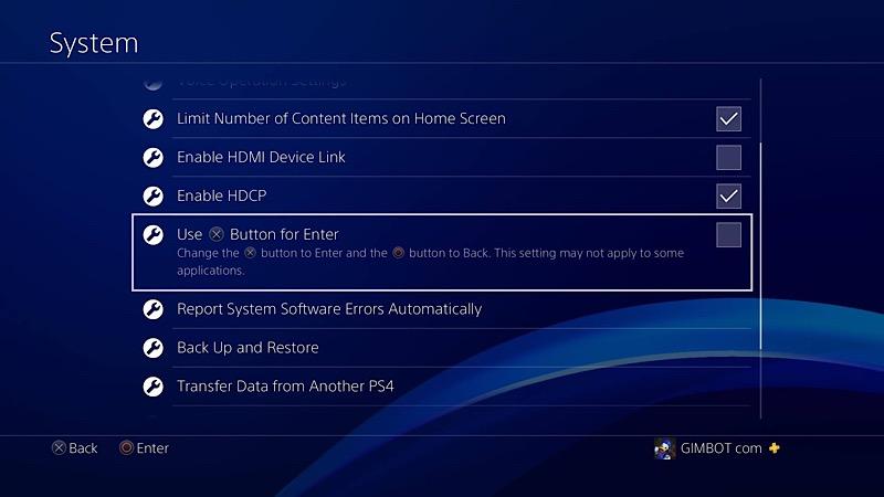 Lewat Firmware Update 6.50, Playstation 4 Bisa Dimainkan Lewat iPhone dan iPad - Tombol