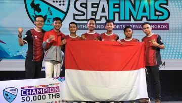 Indonesia Menjadi Raja di PES SEA Finals 2019 - Featured