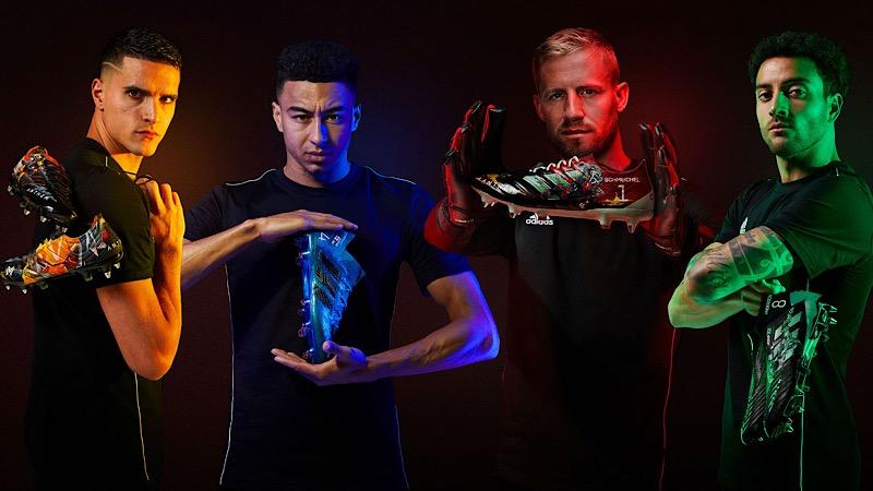 Kolaborasi Adidas dan EA Melahirkan Sepatu Bertema 'Anthem'