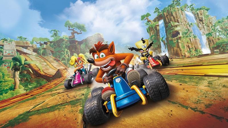 Game racing legendaris