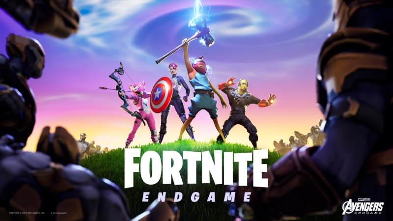 Impresi <em>Fortnite Endgame</em>, Perseteruan Alternatif Avengers vs. Thanos