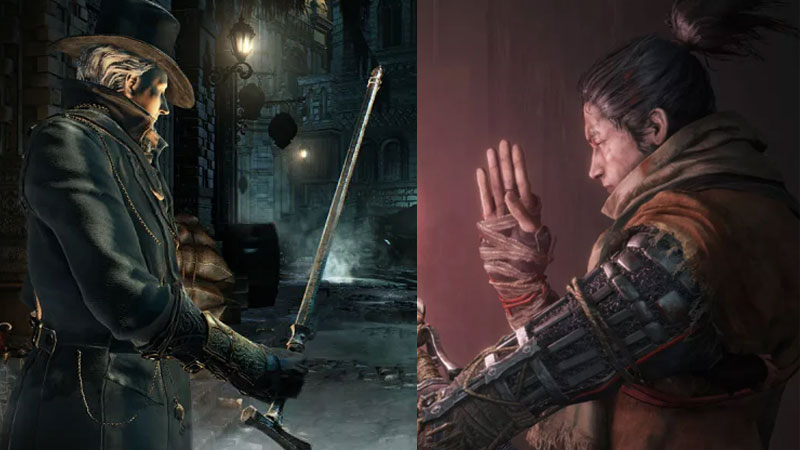 sekiro vs bloodborne