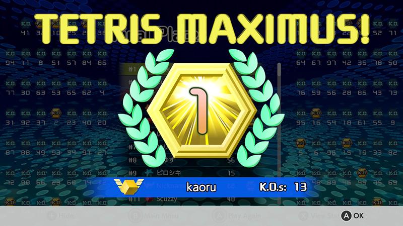 Tips dan Panduan Bermain <em>Tetris 99</em> untuk Pemula