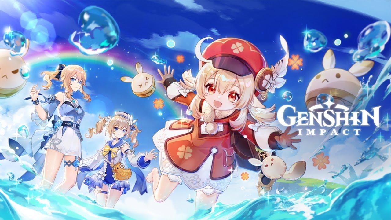 Update 1 6 Genshin Impact Akhirnya Hadirkan Skin Karakter Gimbot
