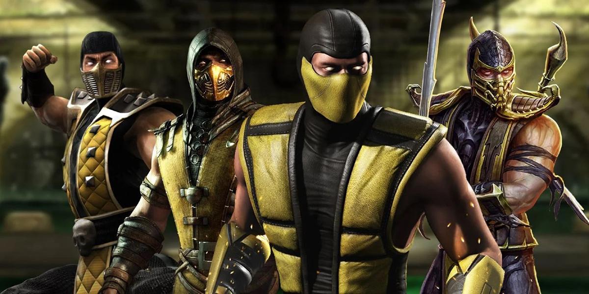 Analisis Karakter Scorpion – Karakter Maskot dengan Kalimat yang Iconic