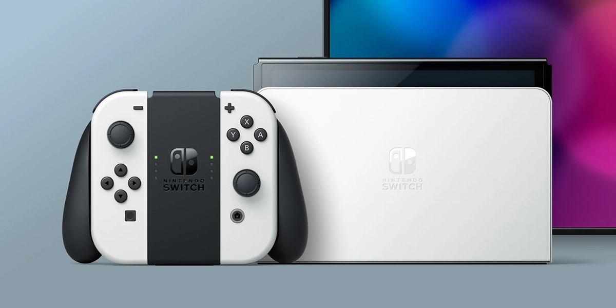 Nintendo Umumkan Console Model Terbarunya, Nintendo Switch OLED Model